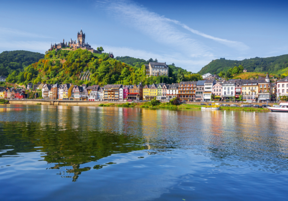 Cochem © mh90photo - Fotolia