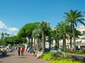 Promenade in Cannes